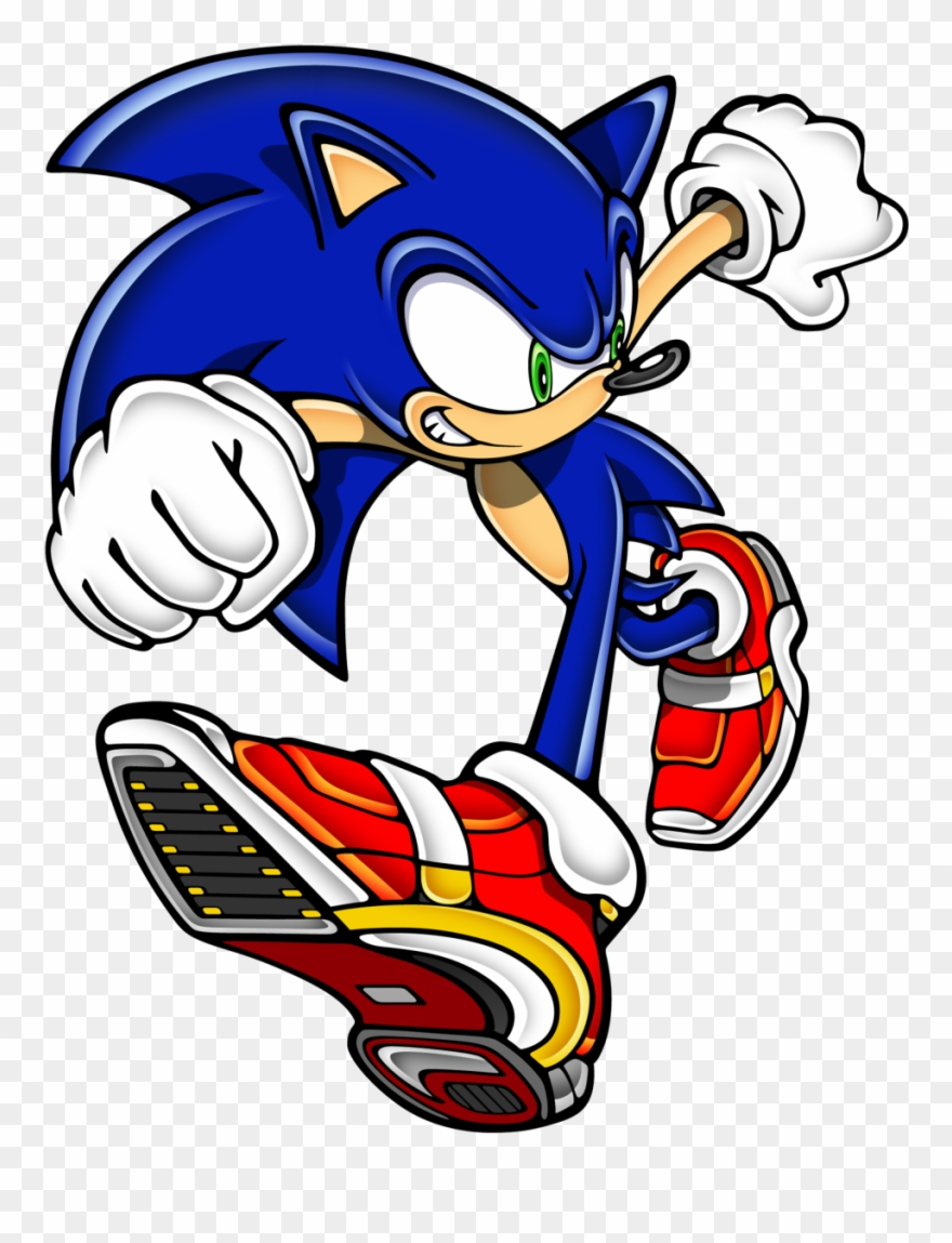 Sonic adventure 2 clipart graphic black and white 60572952 - Sonic Adventure 2 Art Clipart (#188597) - PinClipart graphic black and white
