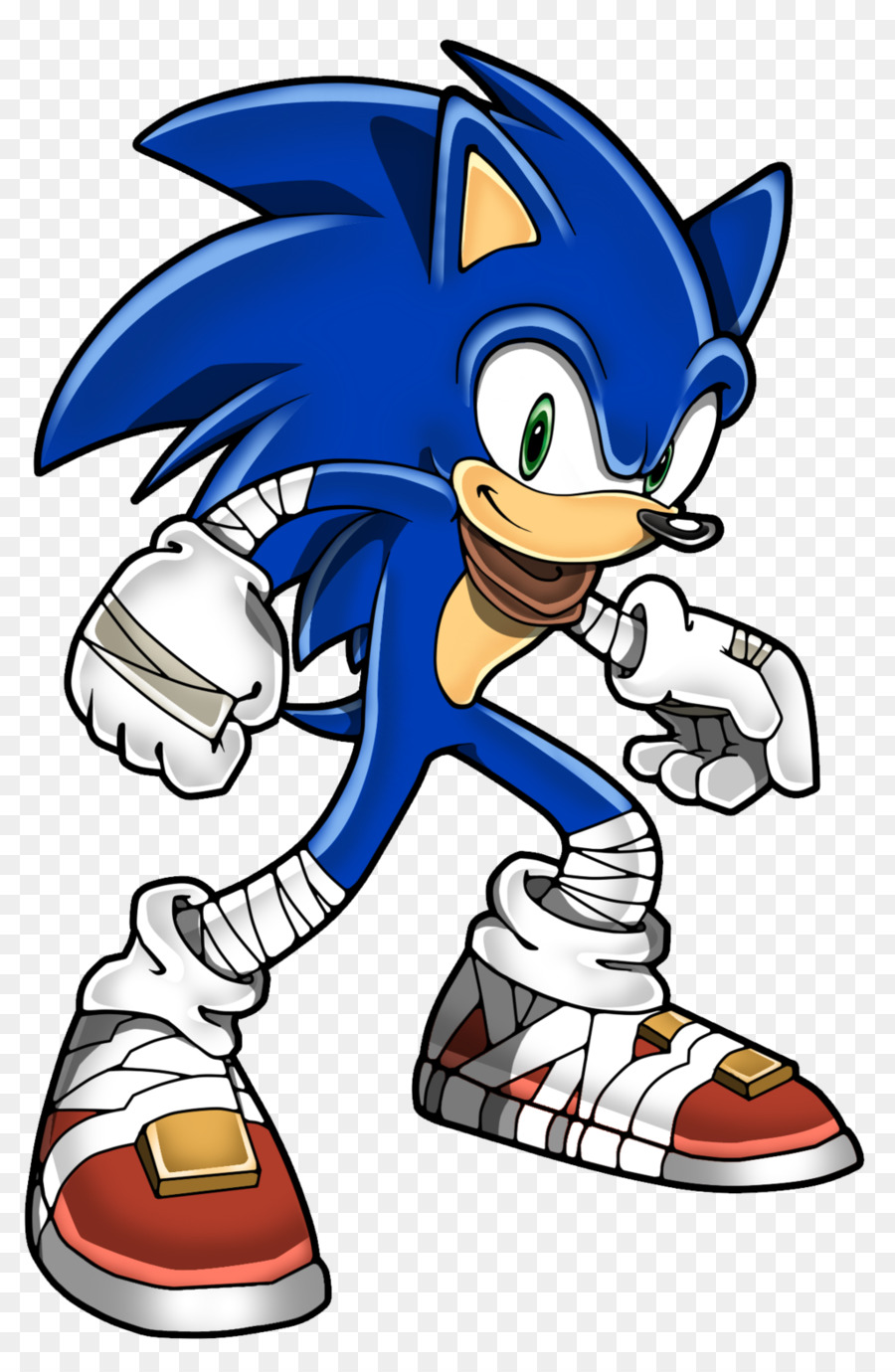 Sonic boom clipart picture royalty free stock Sonic Boom clipart - Cartoon, Line, Graphics, transparent ... picture royalty free stock