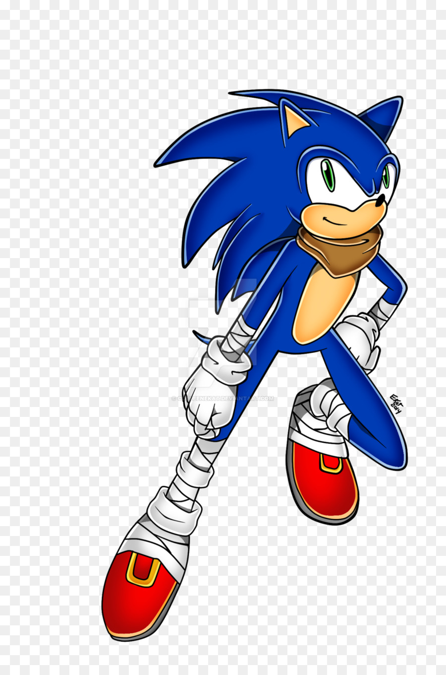 Sonic boom clipart png library Sonic The Hedgehog png download - 1024*1527 - Free ... png library