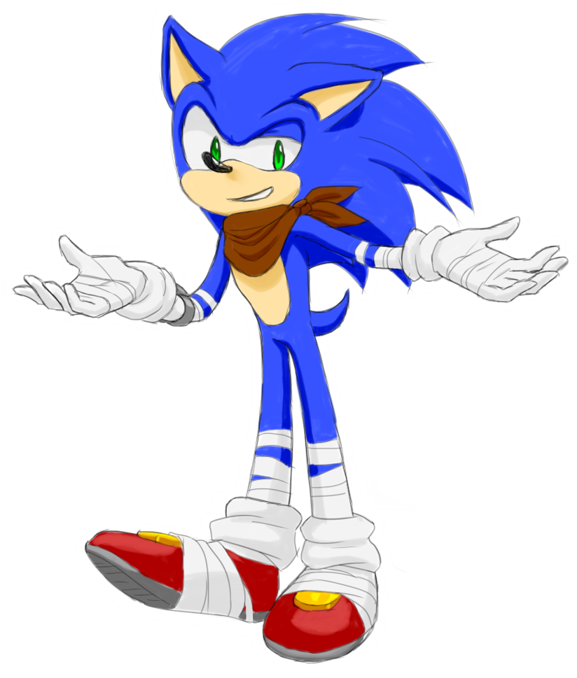 Sonic boom sonic clipart clipart black and white download Desenho do sonic boom clipart images gallery for free ... clipart black and white download