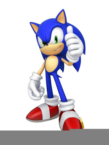 Sonic the hedgehog cliparts clipart black and white download Sonic Hedgehog Clipart | Free Images at Clker.com - vector ... clipart black and white download