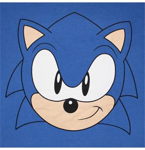 Sonic the hedgehog face clipart image transparent stock Sonic The Hedgehog Clipart (95+ images in Collection) Page 1 image transparent stock