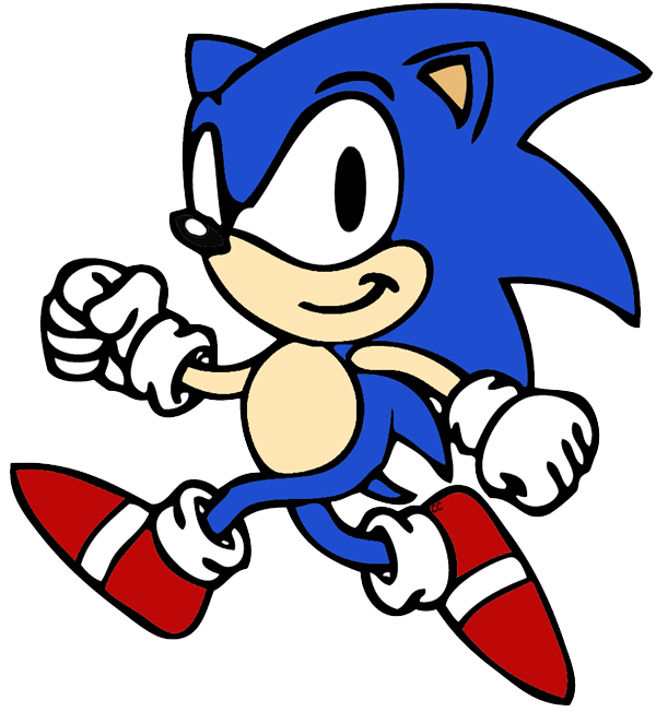Sonic the hedgehog face clipart jpg transparent download Sonic the Hedgehog Clip Art | Cartoon Clip Art jpg transparent download