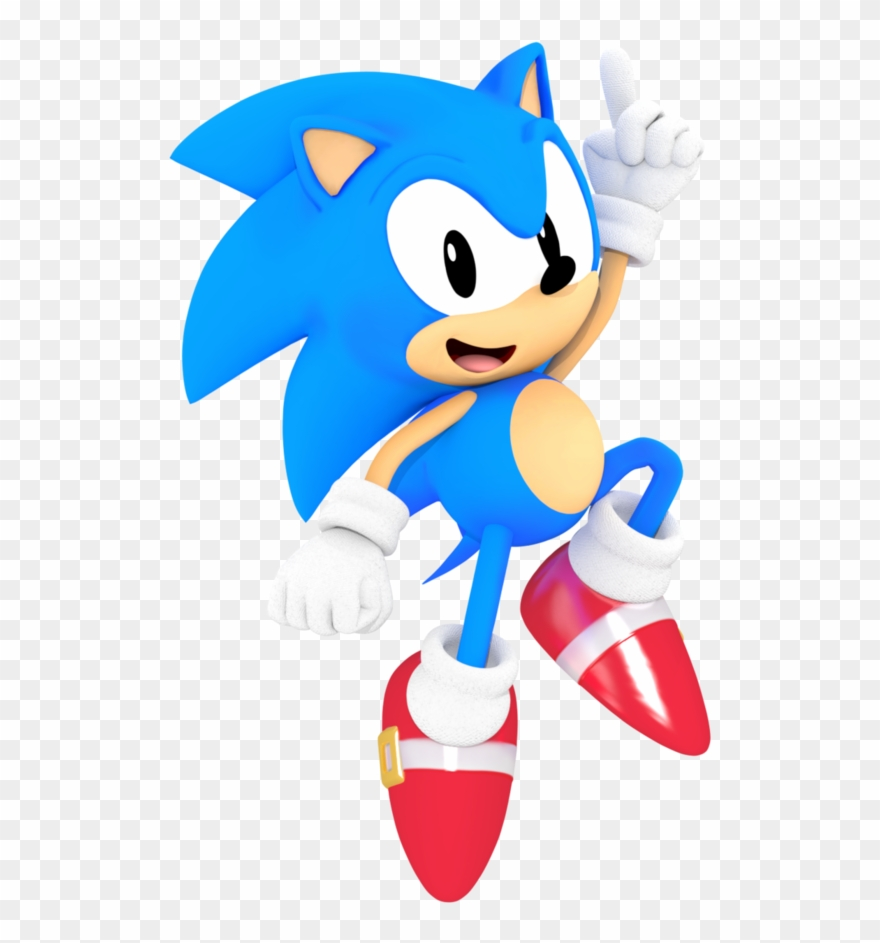 Sonic the hedgehog mania cliparts picture transparent download Classic Sonic Mania Render 1 3 By Matiprower-dbej88e - Sonic ... picture transparent download