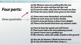 Sonnet examples vector free stock Petrarchan Sonnet: Rhyme Scheme, Format & Example Poems - Video ... vector free stock