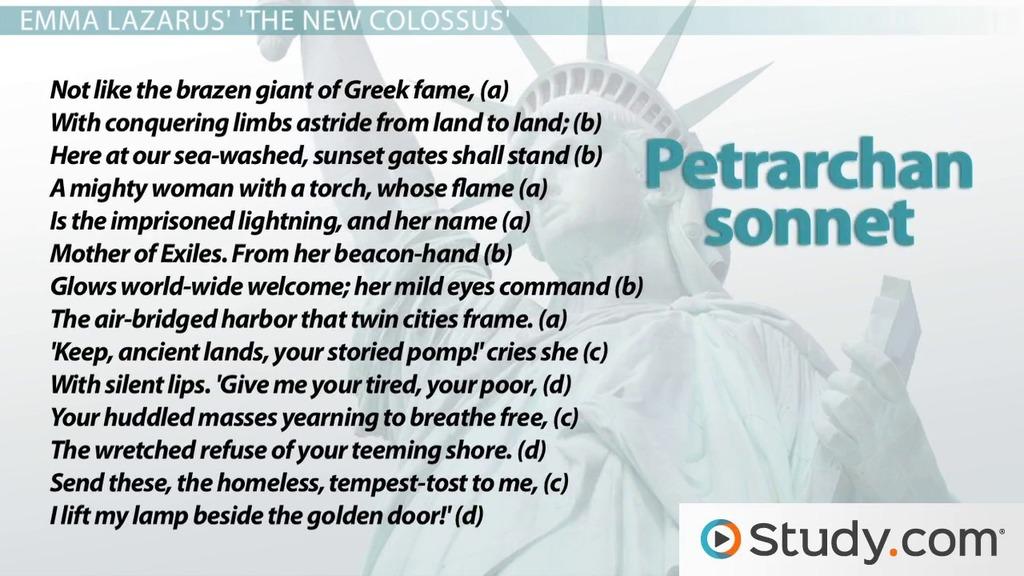 Sonnet examples vector transparent download Petrarchan Sonnet: Rhyme Scheme, Format & Example Poems - Video ... vector transparent download