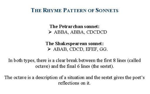 Sonnet examples png transparent stock sonnet examples | English Literature - Poetry, Drama, Novels ... png transparent stock