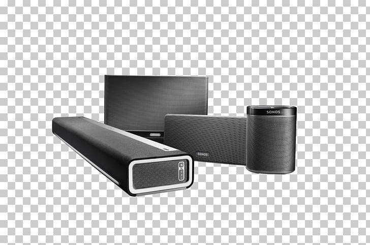 Sonos play 1 clipart black and white library Play:1 Sonos Loudspeaker Wireless Speaker Multiroom PNG ... black and white library