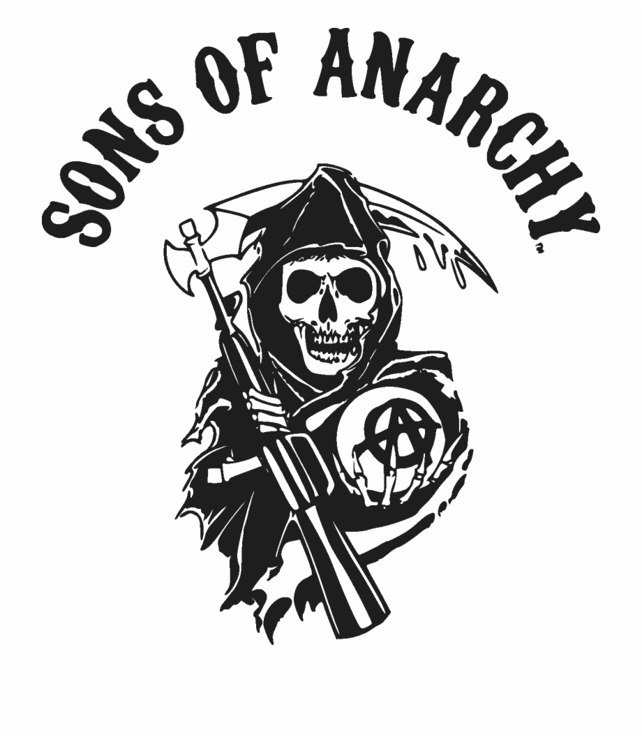 Sons of anarchy clipart vector Sons Of Anarchy Logo Png Free PNG Images & Clipart Download ... vector