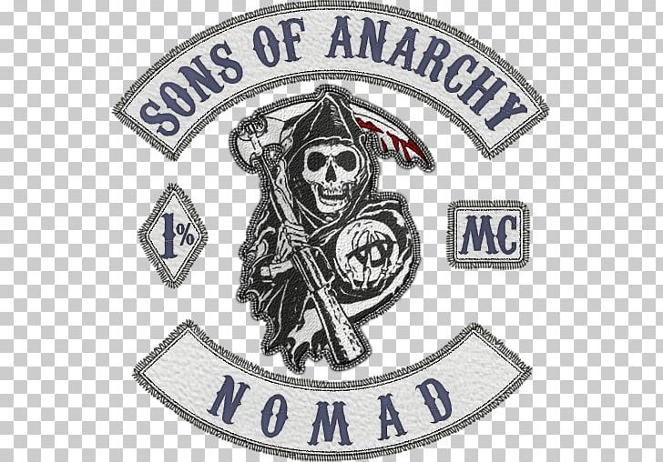 Sons of anarchy clipart clipart freeuse library Jax Teller T-shirt Logo Sons Of Anarchy PNG, Clipart ... clipart freeuse library