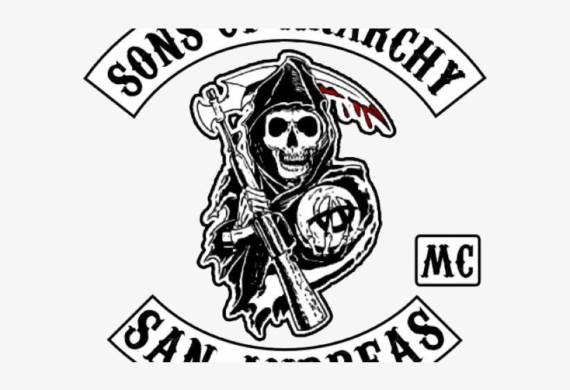 Sons of anarchy clipart royalty free library Graffiti Clipart Anarchy Symbol - Sons Of Anarchy Logo ... royalty free library