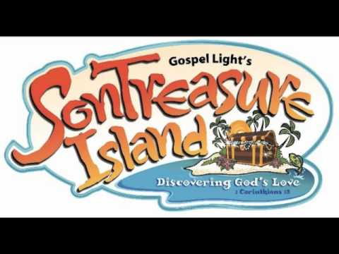 Sontreasure island vbs clipart image freeuse stock VBS SonTreasure Island 2006: Patient and Kind image freeuse stock