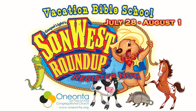 Sonwest roundup clipart graphic free download VBS 2014 - Oneonta Congreagtional Church - South Pasadena graphic free download