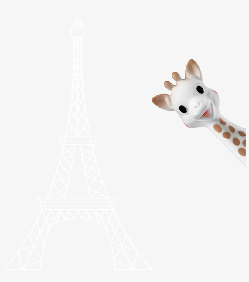Sophie the giraffe clipart banner library library Sophie La Girafe Was Created In France - Vulli Sophie La ... banner library library