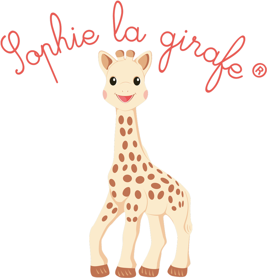 Sophie the giraffe clipart banner black and white library Giraffe Clipart Sophie - Sophie The Giraffe Logo - Download ... banner black and white library