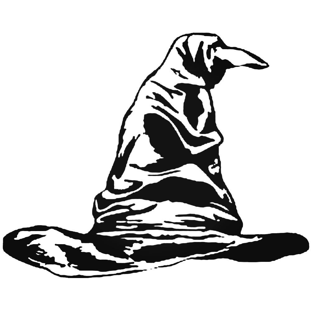Sorting hat clipart library Harry potter sorting hat clipart 5 » Clipart Portal library
