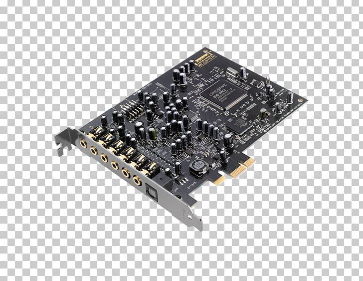 Sound card clipart image freeuse Sound Blaster Audigy Sound Cards & Audio Adapters PCI ... image freeuse