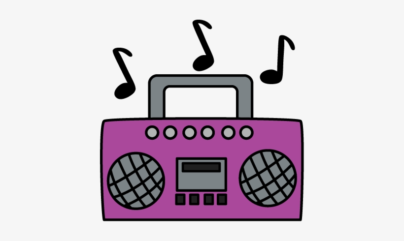 Sound energy clipart png library download Purple Boombox Clip Art - Example Of Sound Energy Clipart ... png library download
