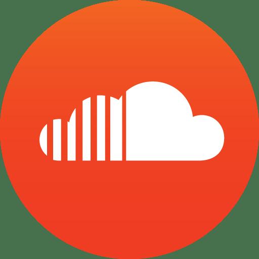 Soundcloud logo clipart transparent background clipart royalty free download Circle Soundcloud Icon transparent PNG - StickPNG clipart royalty free download