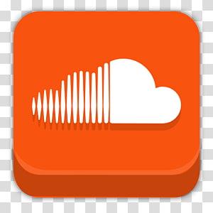 Soundcloud logo clipart transparent background clipart transparent stock SoundCloud PNG clipart images free download   PNGGuru clipart transparent stock