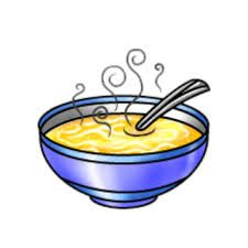 Soup and crackers clipart freeuse library Pinterest freeuse library