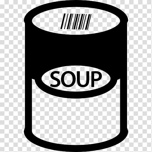 Soup can clipart royalty free download Campbell\\\'s Soup Cans Tomato soup Tin can , Soup transparent ... royalty free download