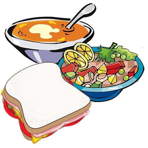 Soup & salad clipart svg free Salad Clipart Images | Free download best Salad Clipart ... svg free