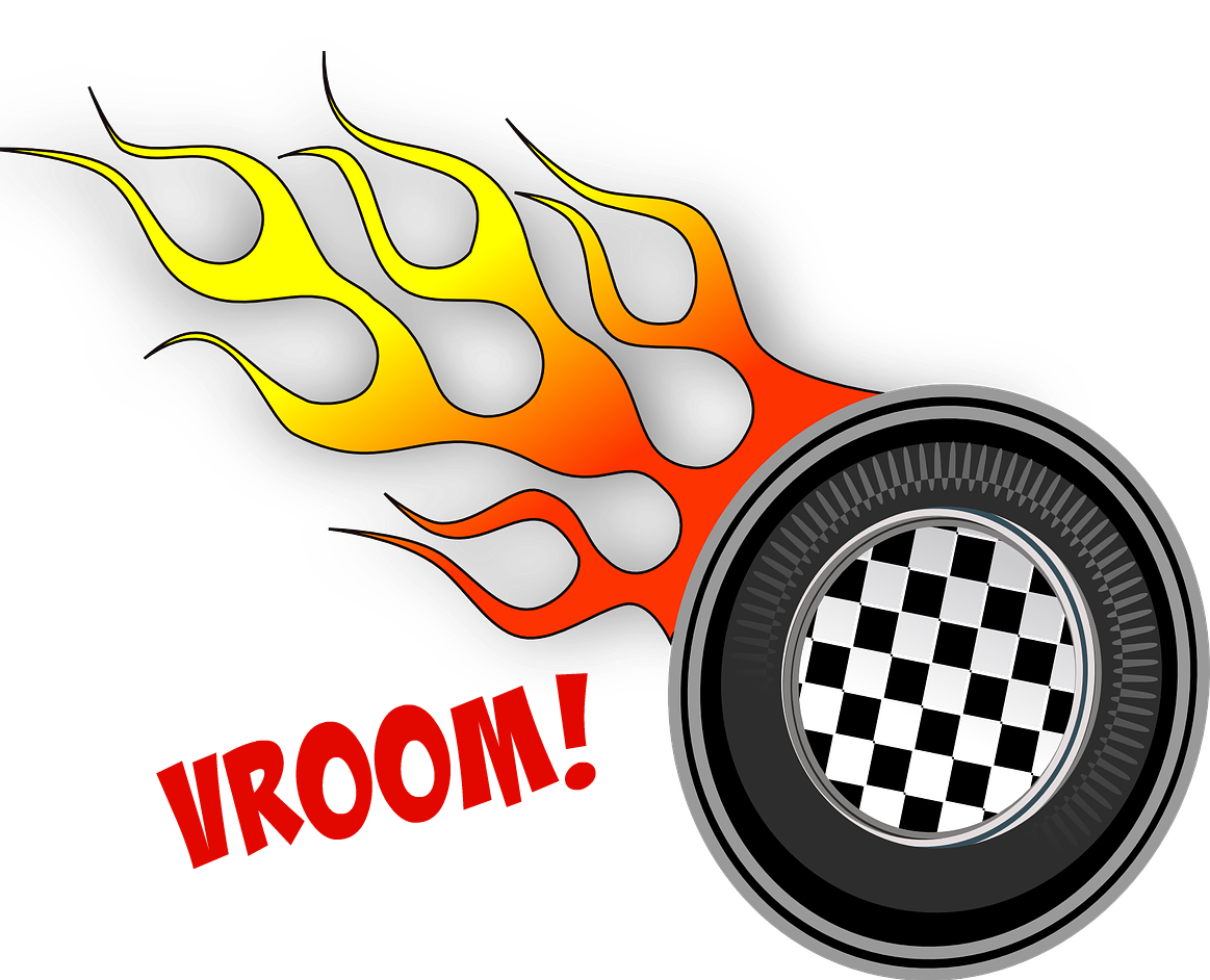 Souped up car clipart banner transparent library Cars with Fake Engine Sounds: Is the Vroom a Sham? | HubPages banner transparent library