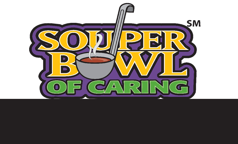 Souper bowl of caring clipart