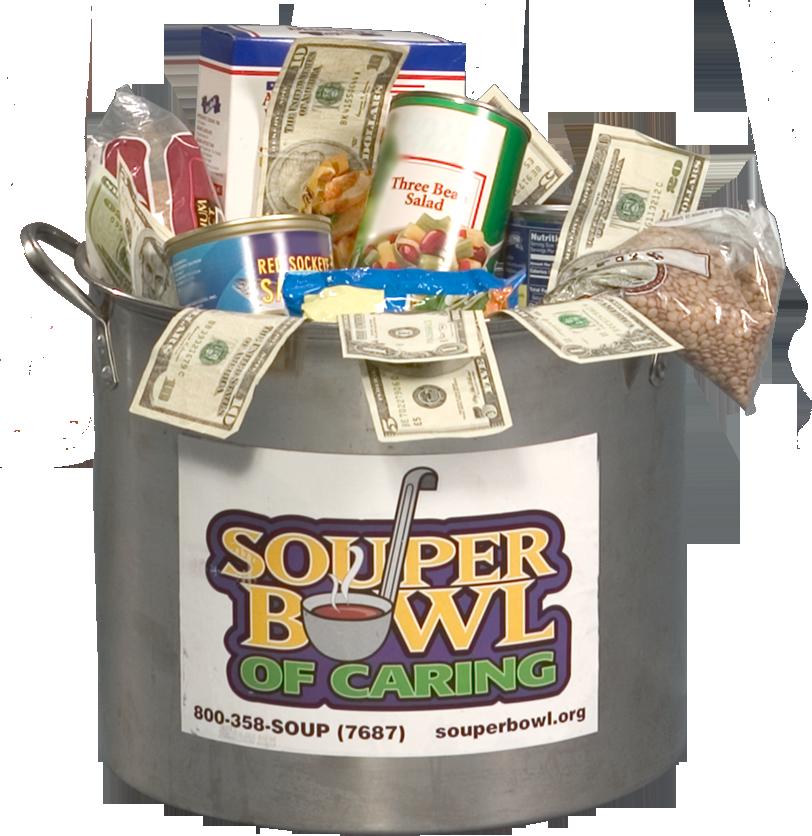 Souper bowl of caring clipart banner transparent Resources: Logos banner transparent