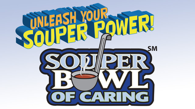 Souper bowl of caring clipart image black and white Souper Bowl of Caring - Second Presbyterian Church image black and white