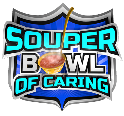Souper bowl of caring clipart banner black and white download Souper Bowl of Caring banner black and white download
