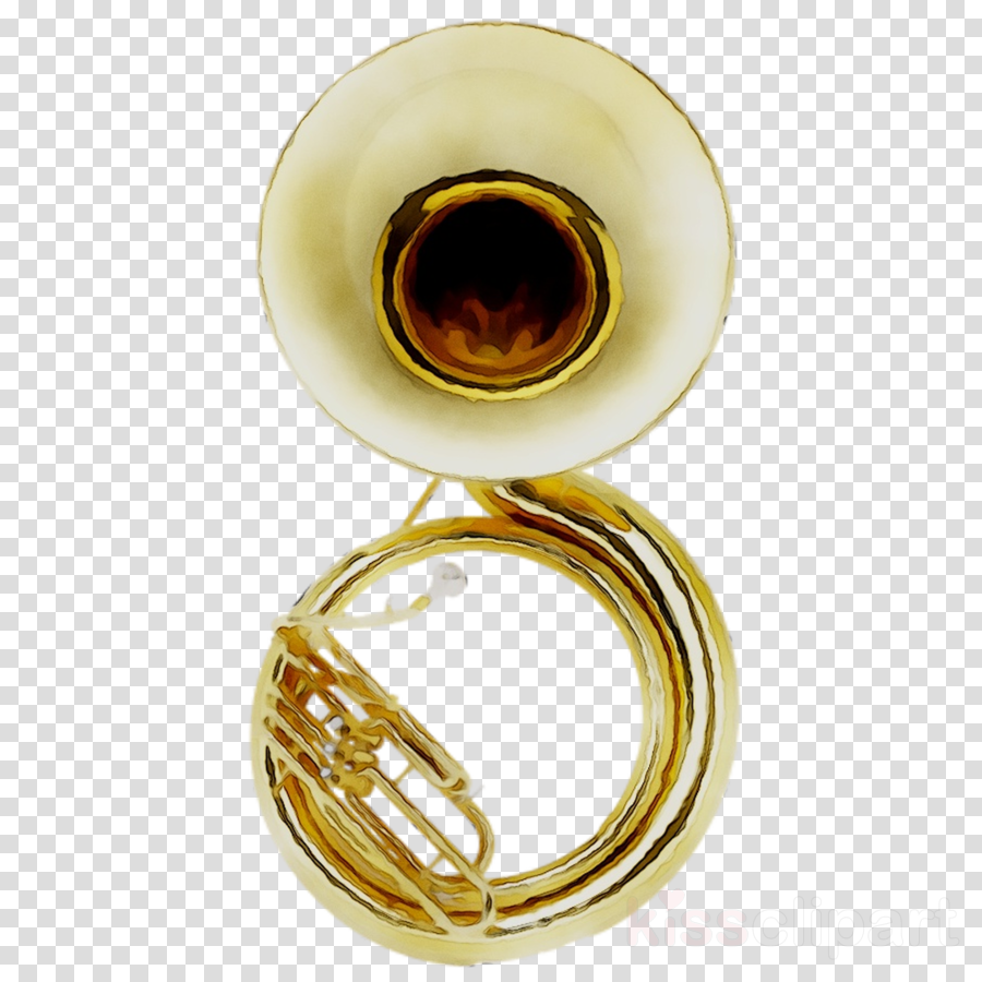 Sousaphone clipart png freeuse stock Brass Instruments clipart - Trumpet, Music, Metal ... png freeuse stock
