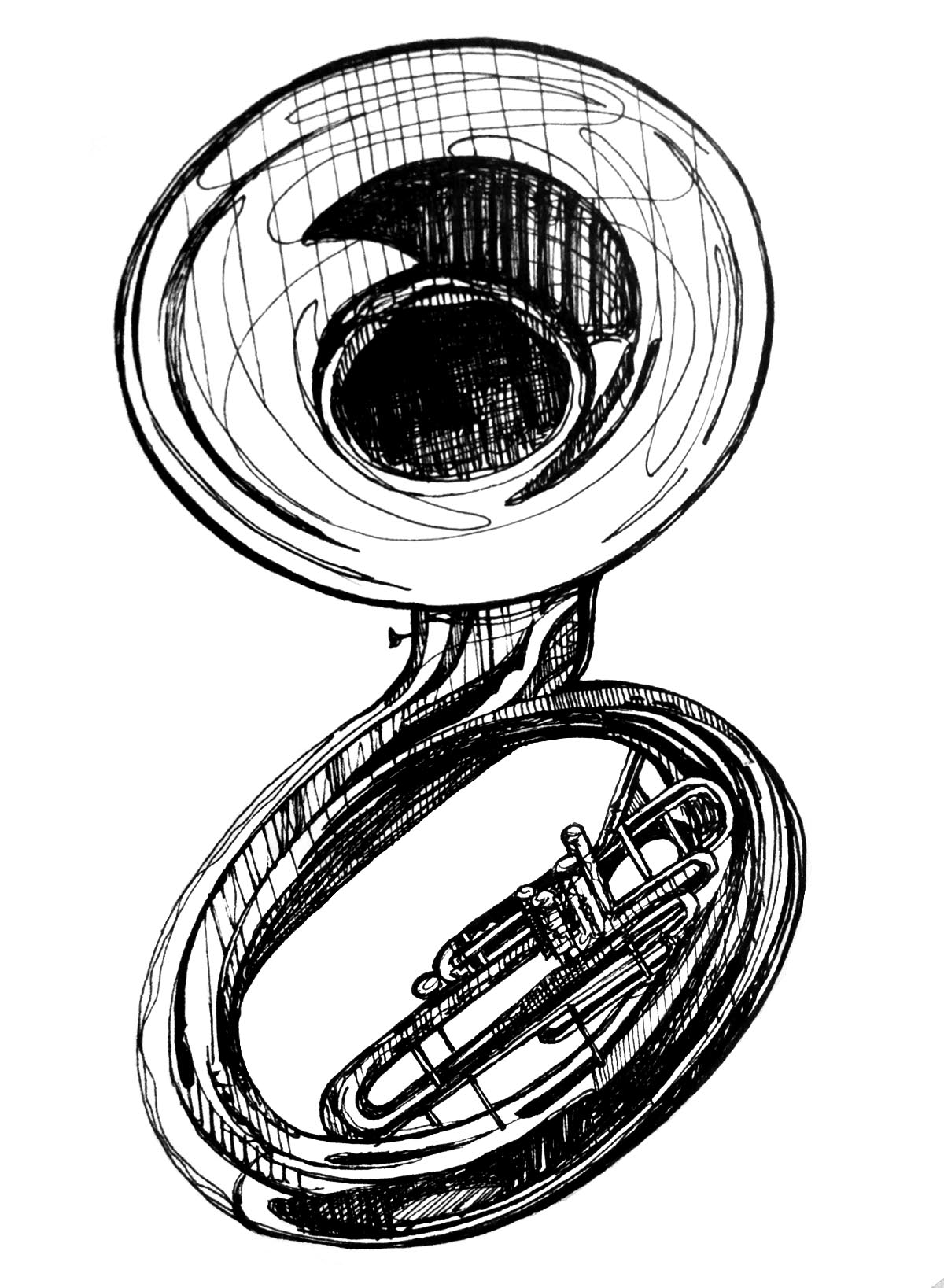 Sousaphone clipart graphic free Free Sousaphone Cliparts, Download Free Clip Art, Free Clip ... graphic free