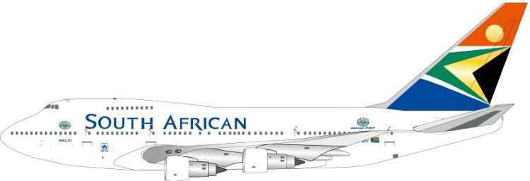 South african airways clipart clip art transparent library South African Airways scale model aircraft. The Aviation Shop clip art transparent library