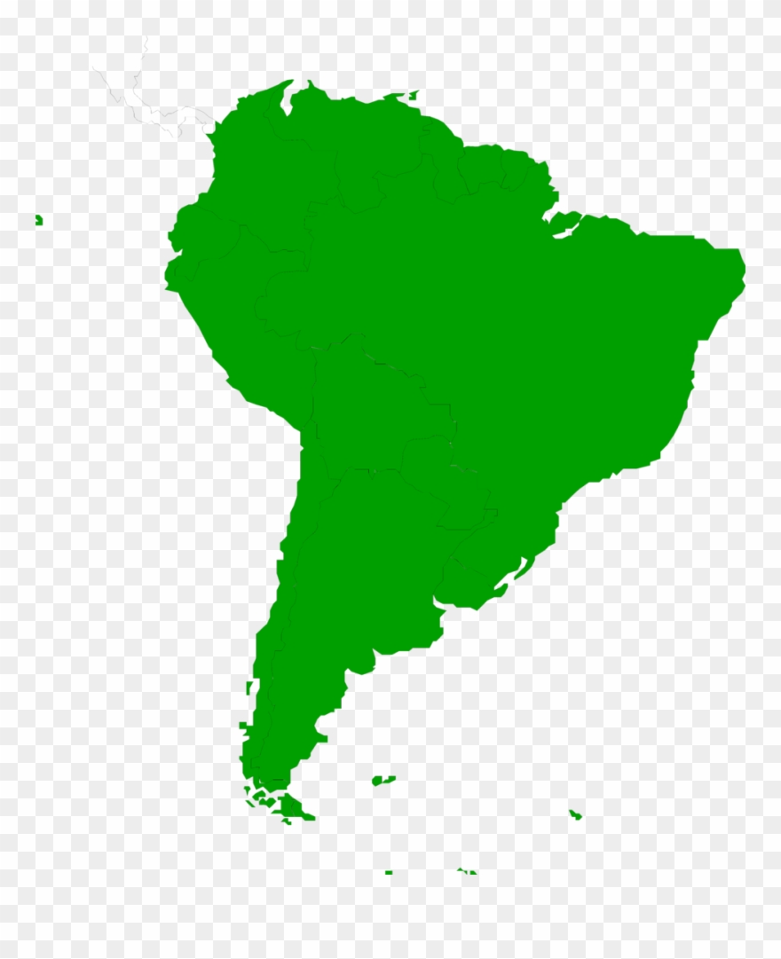 Southamerica clipart png free download South America Map Clipart - Just South America Map - Png ... png free download