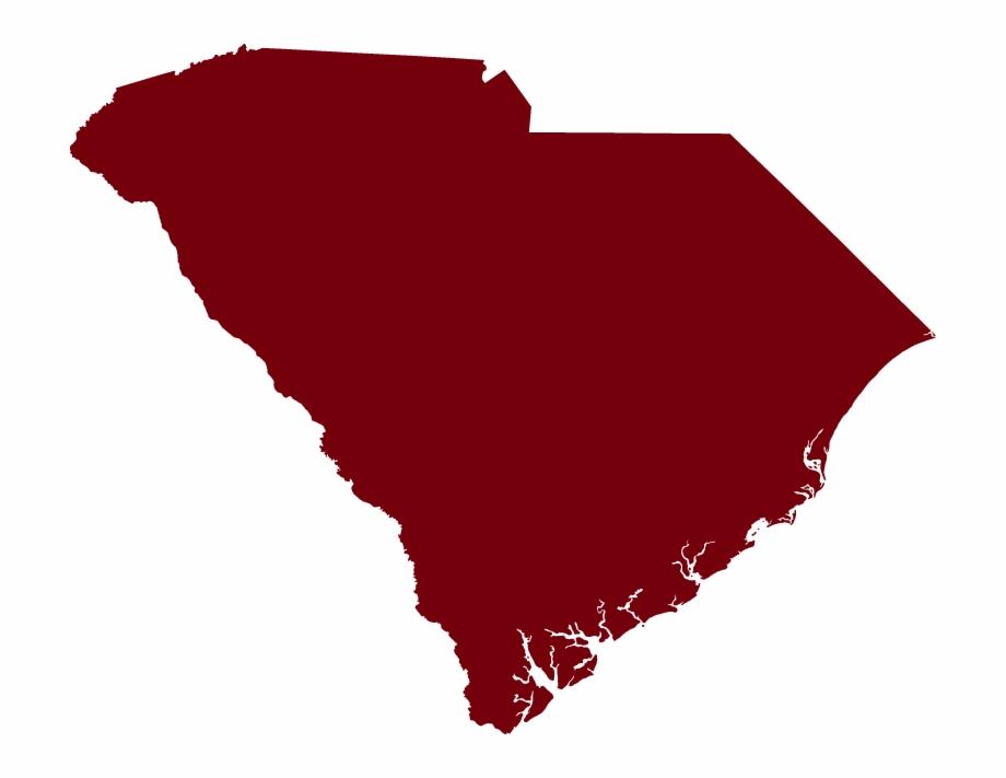 South carolina clipart free image transparent Mission Sc Map - South Carolina Clipart Free PNG Images ... image transparent