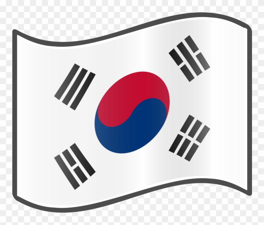 South korea flag clipart png stock Pin Korea Flag Clip Art - South Korea Flag Png Transparent ... png stock