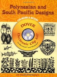 South pacific clipart png library library Download Polynesian and South Pacific Designs CD-ROM and Book ... png library library