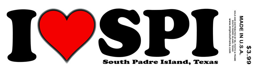 South padre clipart banner transparent download Bumper Stickers banner transparent download