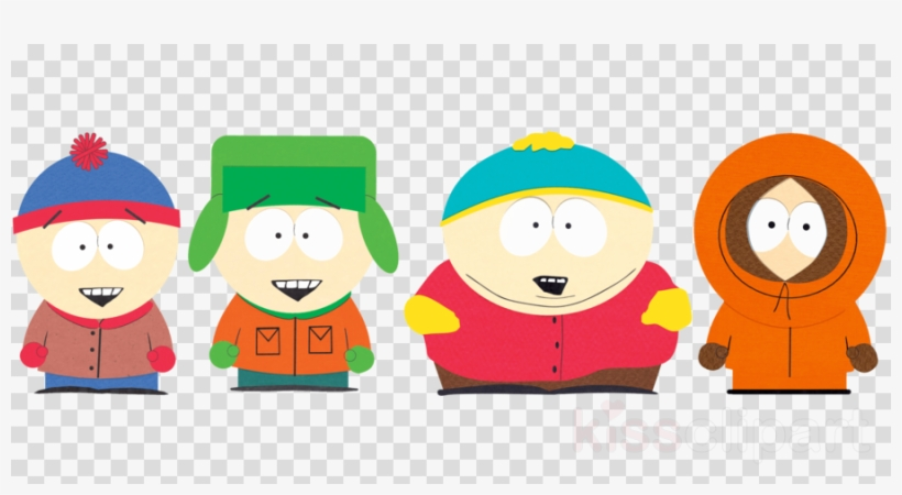 South park kyle clipart jpg download South Park Stan Kyle Cartman And Kenny Clipart Stan - South ... jpg download