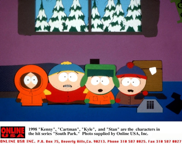 South park season 20 banner royalty free South Park' Season 20 Announced: Comedy Central Show to Talk About ... banner royalty free