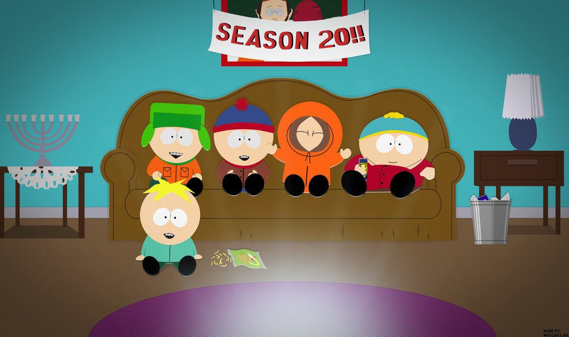South park season 20 clip library library South Park Season 20 - by MrScaryJoe by MrScaryJoe on DeviantArt clip library library
