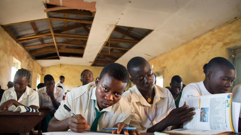 South sudan student clipart picture freeuse stock English Language in South Sudan - Windle International picture freeuse stock