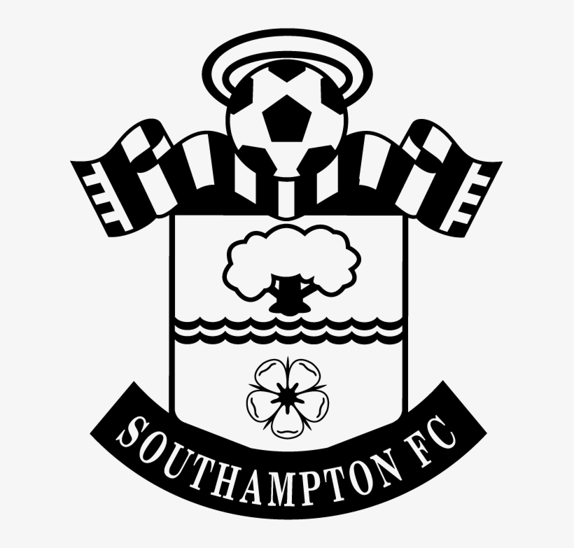 Southampton fc clipart png black and white Premier League Clipart Logo - Southampton Fc Logo ... png black and white