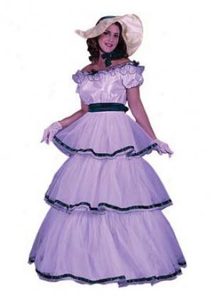 Southern belle clipart clip transparent Southern Belle Dress Clipart clip transparent