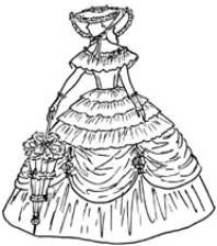 Southern belle clipart transparent Free southern belle clipart - ClipartFest transparent