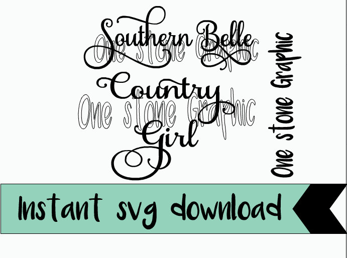 Southern belle hat silhouette clipart clip art freeuse stock Southern belle | Etsy clip art freeuse stock