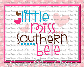 Southern belle hat silhouette clipart vector Southern belle | Etsy vector
