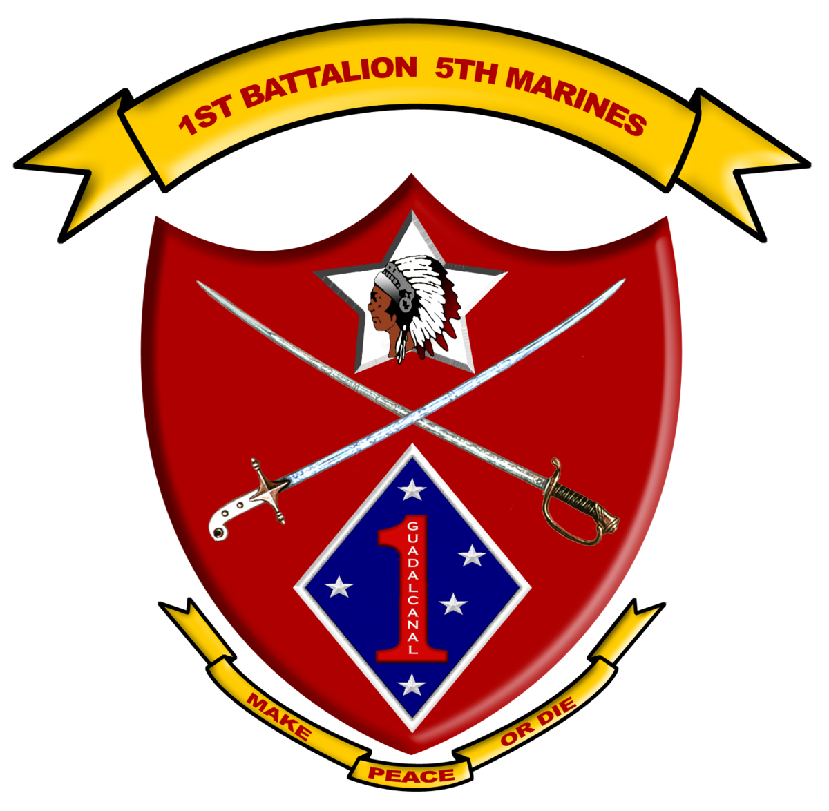 Southwest house clipart svg transparent download 1st Battalion, 5th Marines - Wikipedia svg transparent download